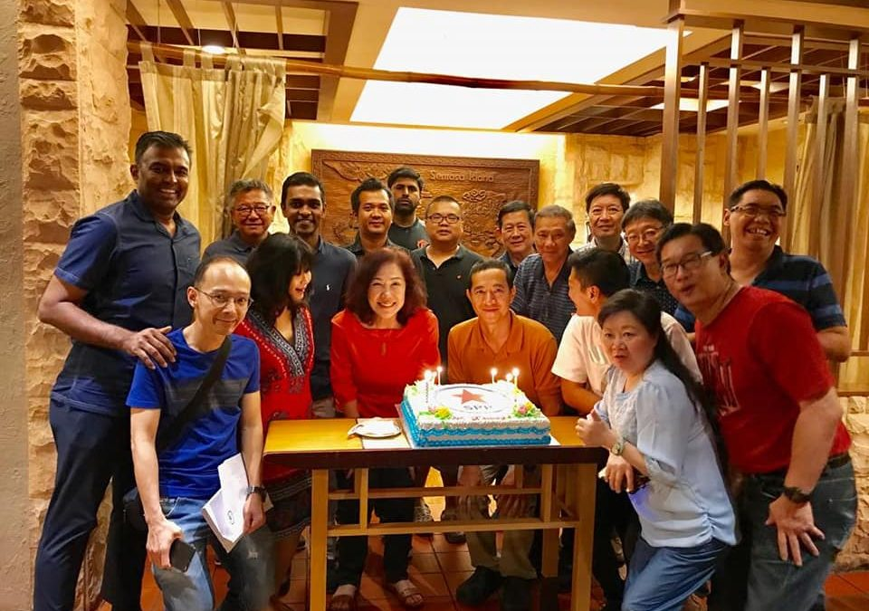 Singapore People's Party celebrates 25th anniversary